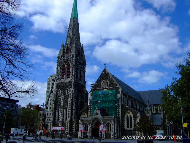 Christchurch Cathedral1